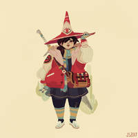 Witchy Witch 2 by spicyroll