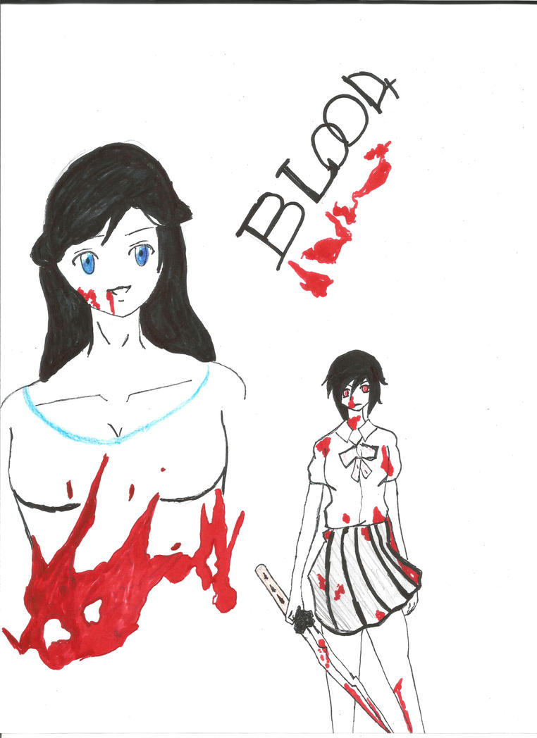 Blood+ Sister's by AllensCurse44