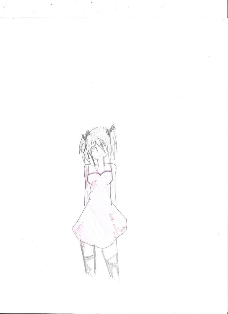 Kaiko's fear by AllensCurse44