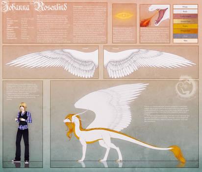 Yowsie Reference Sheet V.3.0 by Yowsie