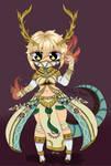 Dragon by kiaryroom