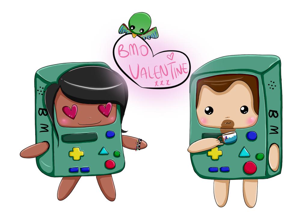 Bmo Valentine by channysworld