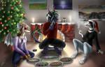 Christmas munchies
