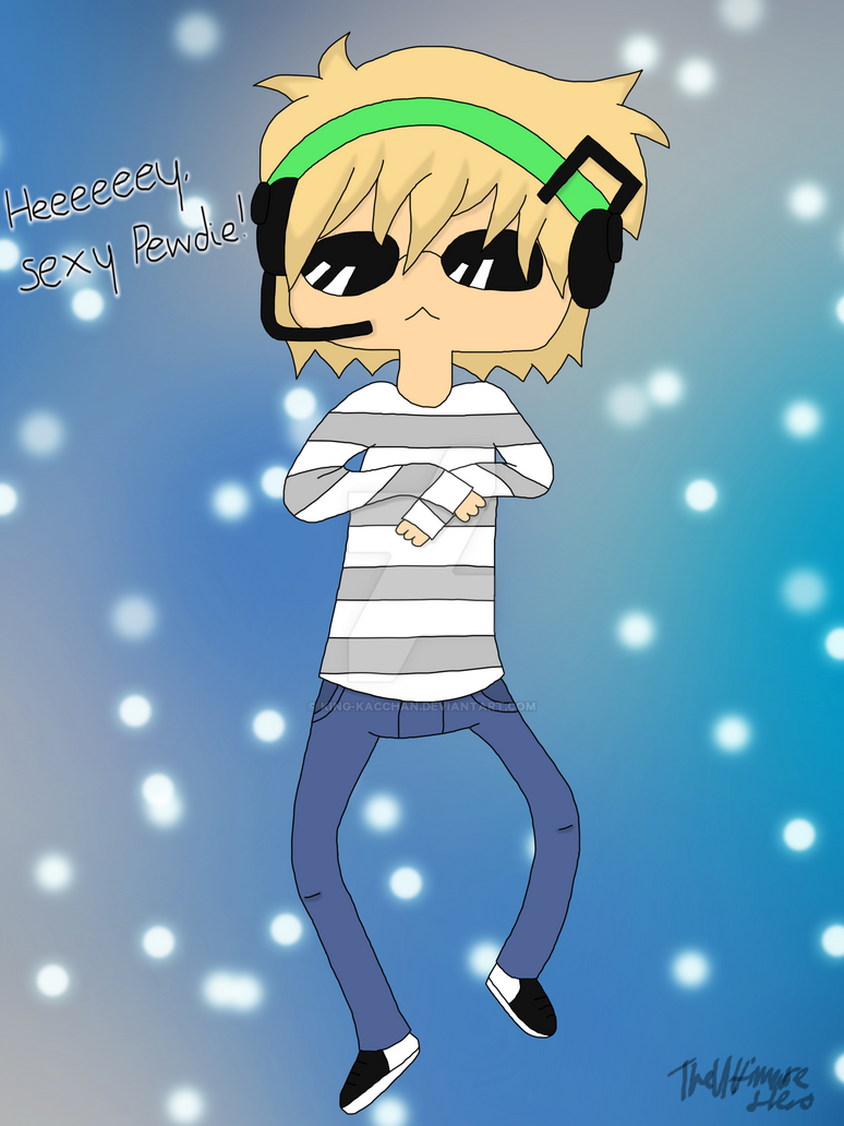 Oppa Pewdie Style by AwkwardMoosey