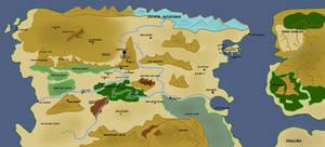 Fallout Equestria Basic Map