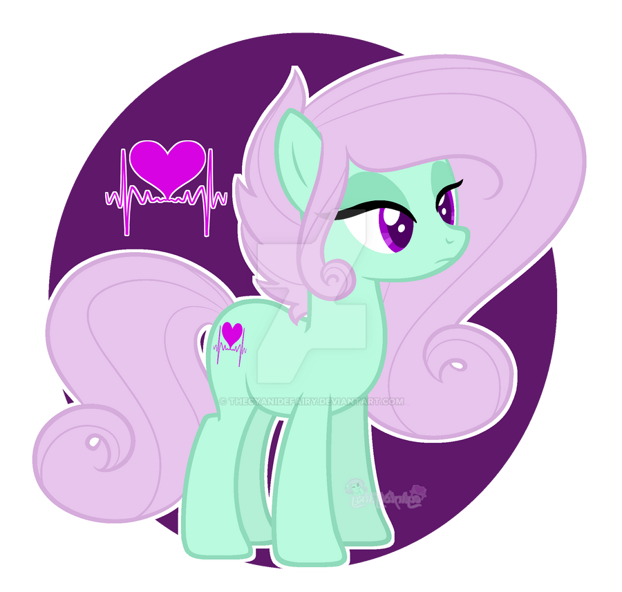 Bubble Spice with cutie mark