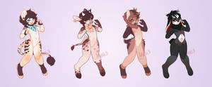 Adopts Set 2 (CLOSED) by Yarchxx