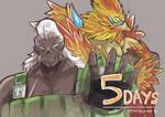 Xenoblade Chronicles 2 - Countdown - 5 days