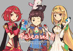 Xenoblade Chronicles 2 - Released!