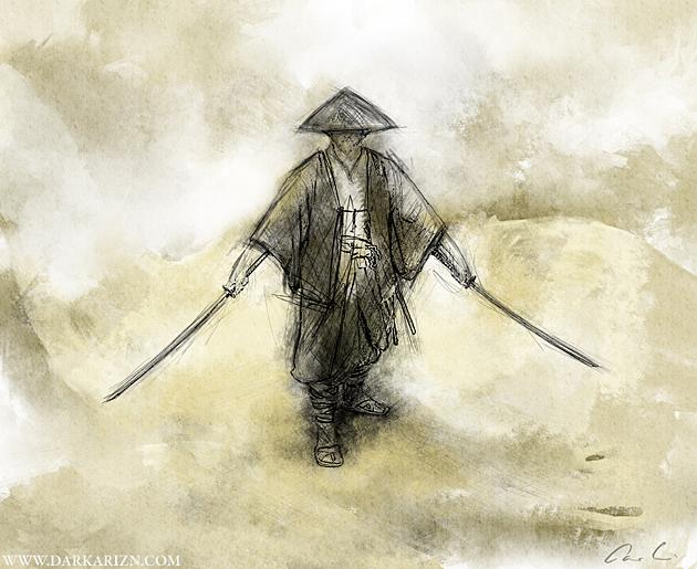 Ronin by KidKazuya