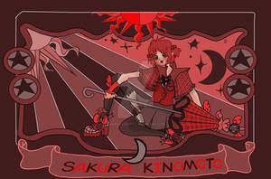 Gothic Lolita Sakura Card Captor By Minervaartemis by MinervaArtemis
