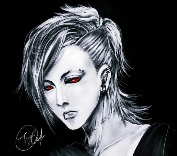 Tokyo Ghoul: Uta by 0din-Cosplayer