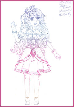 Sketch - OC Lucily