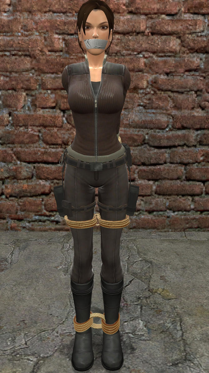 Lara croft tied naked pictures