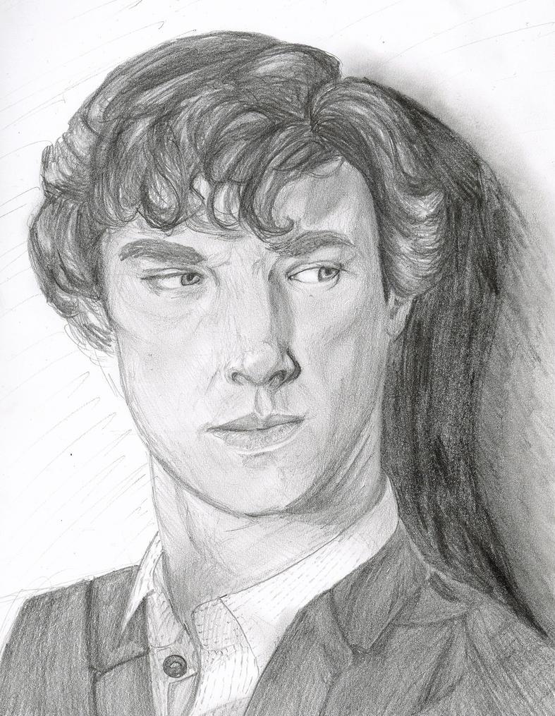 Sherlock by EmberDeamon