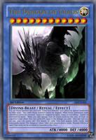 Custom Card 54: The Dragon of Chaos by Shadow7871