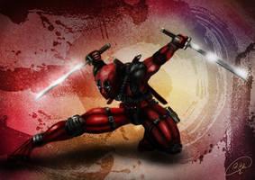 Deadpool by sennar86