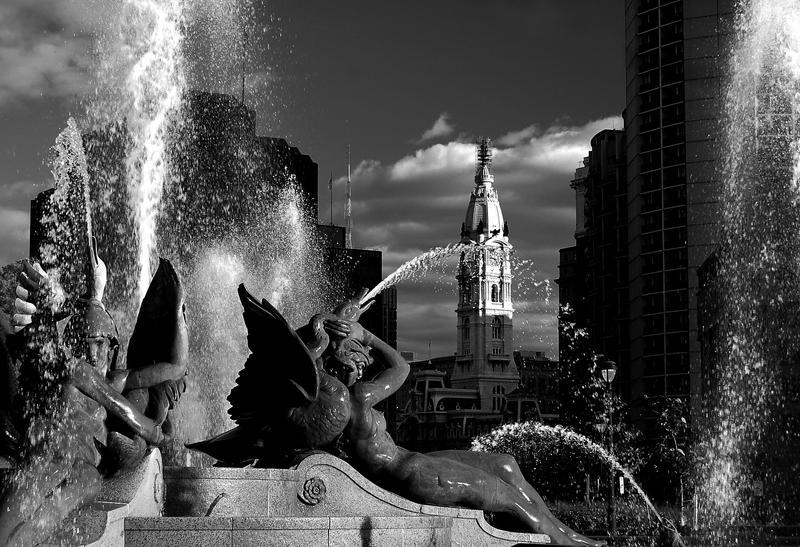 Philadelphia by Ice-Beam