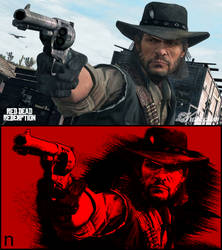 My name is John Marston by Ndrs