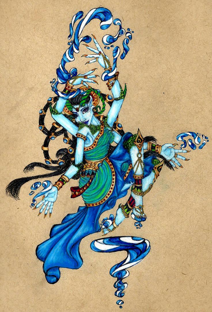 Dragon Lady Ocean II