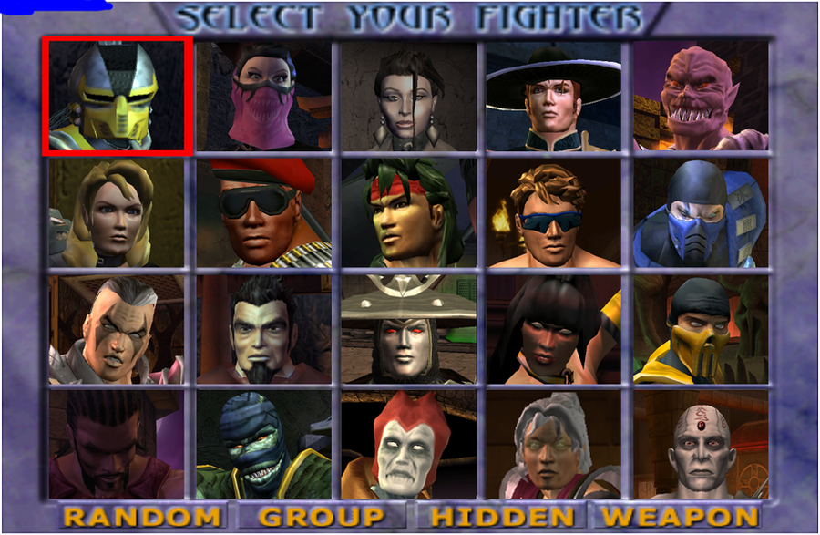 list of mortal kombat characters wikipedia the free list