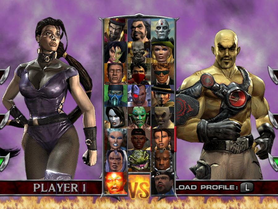 Mortal kombat: deadly alliance symbian game. Mortal kombat.