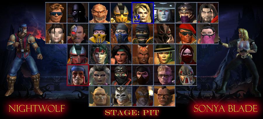 Mortal kombat movie gallery