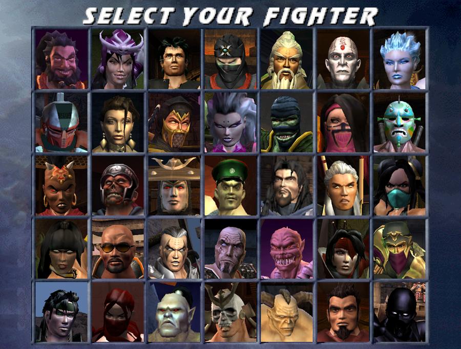 Mortal kombat armageddon characters names - animalcarecollege info
