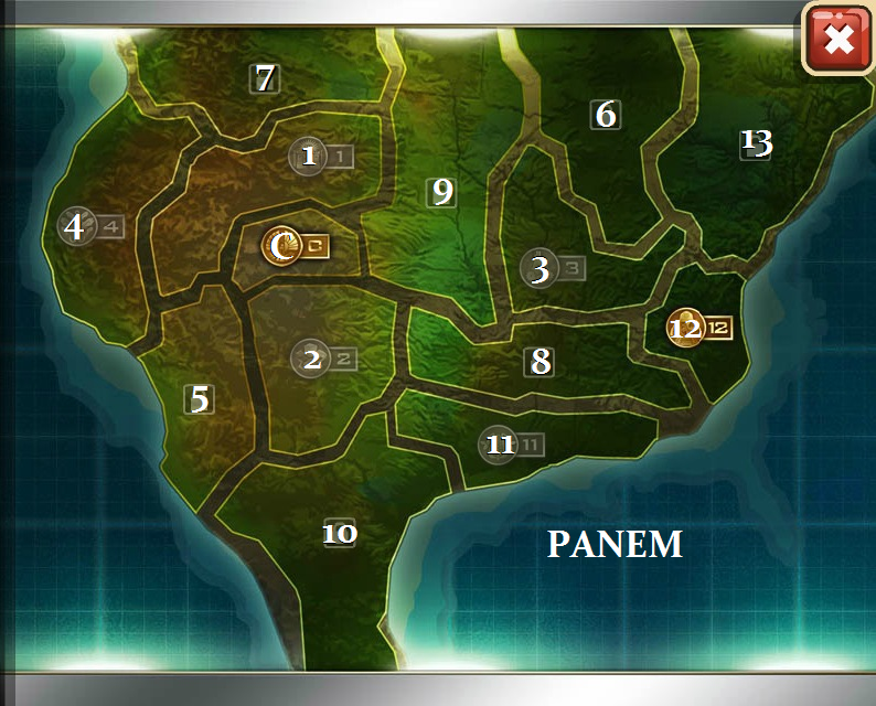 Official Map of Panem by Zaduky500 on DeviantArt