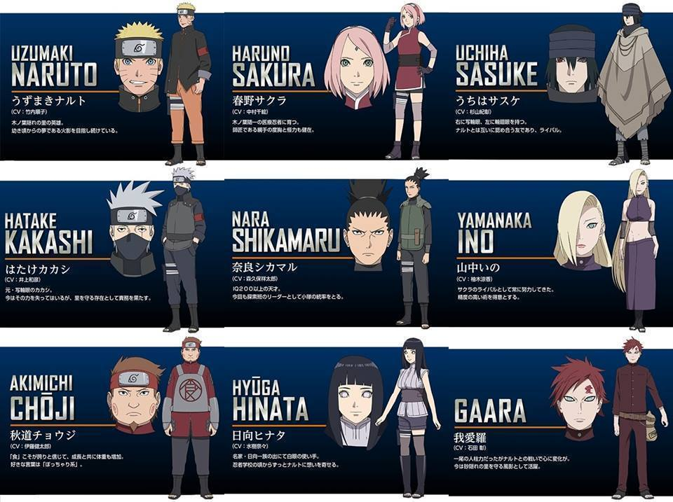 Character Design Naruto The Last : Naruto shippuden the last movie by zaduky on deviantart