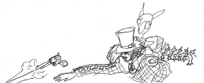 Magenta sketch