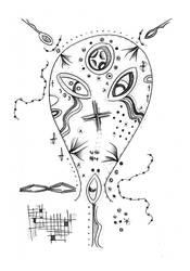 Cosmic Entity by rememberwhite