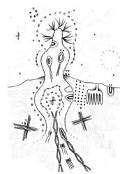 Cosmic Goddess by rememberwhite