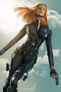 Black Widow (Natasha Romanova) #Avengers