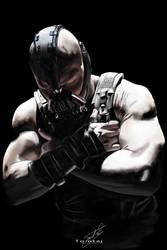 Bane #The Dark Knight by Tomtaj1