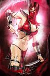 Skarlet #Mortal Kombat