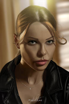 Chloe Decker #Lucifer