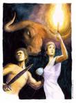 Theseus and Ariadne