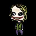 The Joker Shimeji WIP by Hellwheat