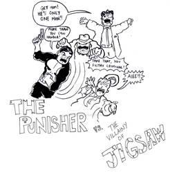 Golden Age Punisher