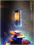 Sony Eric 960i - Theme Concept