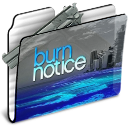 Burn Notice folder icon by vrinek502