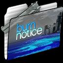 Burn Notice folder icon by vrinek502