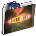 Doctor Who folder icon by vrinek502