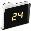 24 folder icon by vrinek502