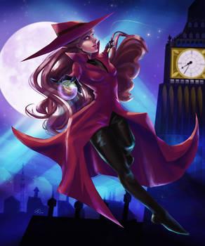 Carmen Sandiego - Night Thief