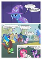 Ponyvillains by areyesram