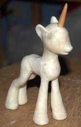 Pony Sculpture 5 WIP 2