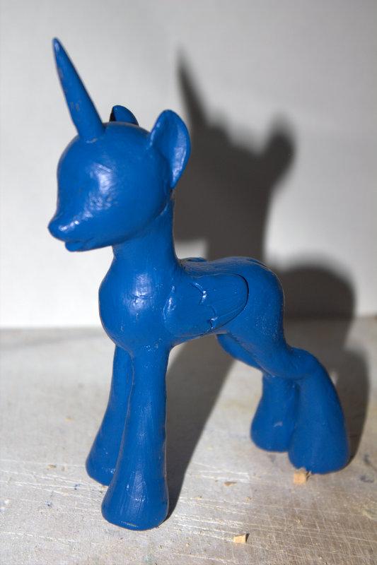 Pony Sculpture 5 WIP 3 by areyesram