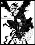 Ryuk of Deathnote